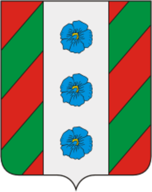 Palkinsky District - Image: Coat of Arms of Palkinsky rayon (Pskov oblast)