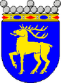Coat of arms of Åland in Finland.png