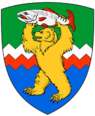 Coat of arms of Elizovskii rayon.png