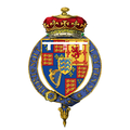 Coat of arms of Prince William, Duke of Gloucester, KG.png