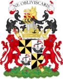 Coat of arms of the duke of Argyll.png
