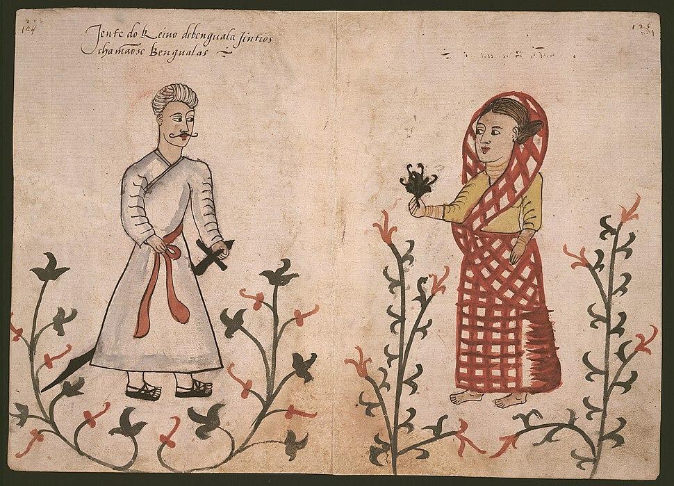 Codice Casanatense Bengalis