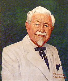 Col. Harland Sanders' Portrait Commissioned by Winston L. Shelton.jpg