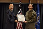 Col. Patty Wilbanks retires after 27 years of service (29879217682).jpg