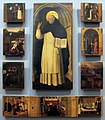 Colantonio, s. vincenzo ferrer e sue storie, 1460 ca., da s. pietro maggiore 01.JPG