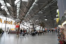 Inside view of Terminal 2