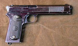 Colt M1902 - Colt Military Model 1902