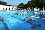 Competitors swim, bike, run to finish line 140816-M-BN069-004.jpg