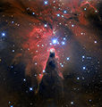 Cone Nebula from the Mount Lemmon SkyCenter Schulman Telescope courtesy Adam Block.jpg