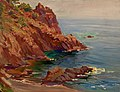 Constantin Westchiloff - Evening Seascape.jpg