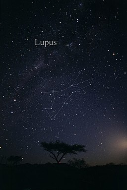 Lupus (constellation) - Wikipedia