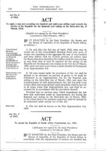 Constitution Amendment Act 1963.djvu