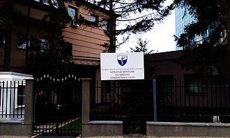 Law of Kosovo - Constitutional Court of Kosovo