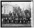 Coolidge cabinet, 4-4-24 LOC npcc.10991.jpg