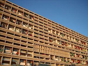 English: Unité d'habitation, type Berlin (&quo...