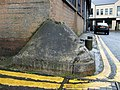 Corner deflector, Strabane - geograph.org.uk - 994447.jpg