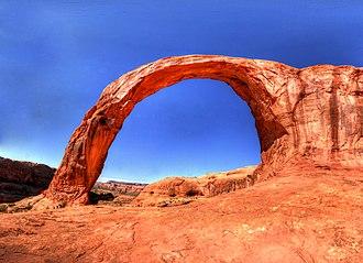 Corona Arch - Corona Arch