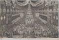 Coronation of Charles XI, Stockholm, December 20, 1672 MET DP875175.jpg