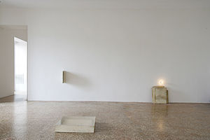 Lawrence Carroll - Lawrence Carroll, Installation, Museo Correr, Venice, 2008