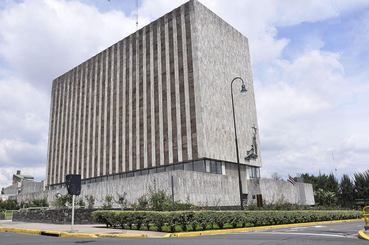 Corte Suprema De Justicia De Costa Rica Wikipedia La