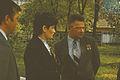 Cosmonaut Grechko in Moldova (Balti, 1985). (7607853888).jpg