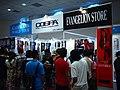 Cospa booth, FF16 20100724.jpg