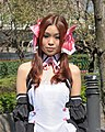 Cosplayer of Amane, Dream C Club at FF19 20120205.jpg