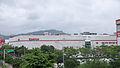 Costco Neihu Warehouse View from Minquan Bridge 20141022.jpg