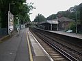 Coulsdon South stn look south.JPG