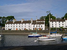 Le port de Cramond