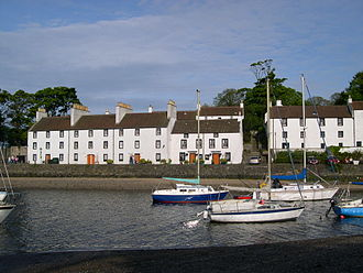 Cramond - Image: Cramond Harbour