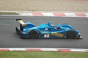 Reynard 02S - The initial DBA4 03S as later raced by Creation Autosportif.