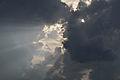 Crepuscular rays india.JPG