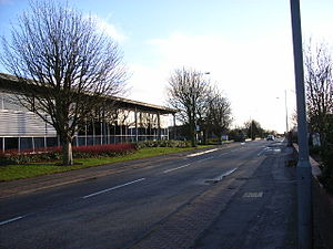 Cressex Business Park.