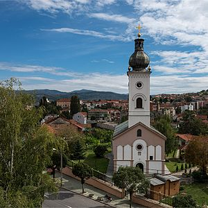 Knjaževac - Image: Crkva 1, Zavičajni muzej Knjaževac