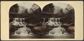 Crystal Cascade, Catskill Mountains, by London Stereoscopic View Co. 2.png