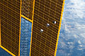 CubeSats launched by ISS Expedition 33.jpg