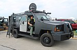 Cuyahoga County Sheriff SWAT Lenco Armored Truck.jpg