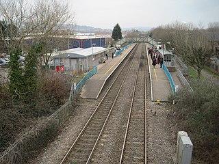 Cwmbran railway station