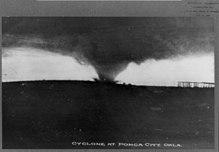 Cyclone at Ponca City, Okla. LCCN91786006.jpg
