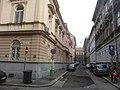 Czech and Greek Embassy, Budapest, Szegfű street (2019).jpg