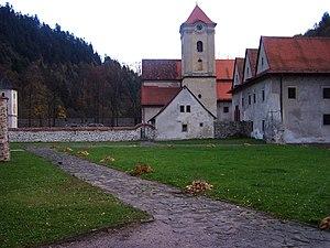 Červený Kláštor - Červený Kláštor (Monastery)