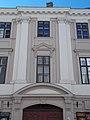 Cziráky house, Ionic pilasters. - 8 Országház Street, 2016 Budapest.jpg
