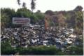Dépôt d'ordures au niveau de la baie d'Atikoumé.PNG