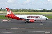 D-ABGP - A319 - Eurowings