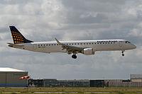 D-AEMC - E190 - Lufthansa