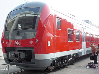 Alstom Coradia - Image: DBAG Baureihe 440