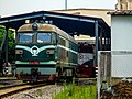 DF4B-7687 and DF4DD-0089 at Huainan Tianji Depot.jpg
