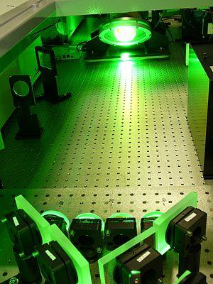 Helmholtz-Zentrum Dresden-Rossendorf - Dresden laser acceleration source DRACO