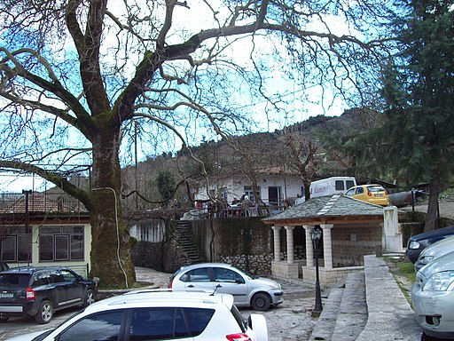 Dafnoti, Arta, Greece 01